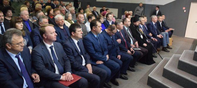 Инаугурация главы городского округа Галич Карамышева А.В.