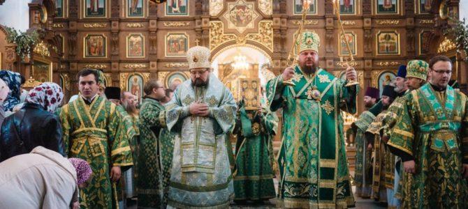 25-летие со дня основания Свято-Тихоновского прихода города Волгореченск