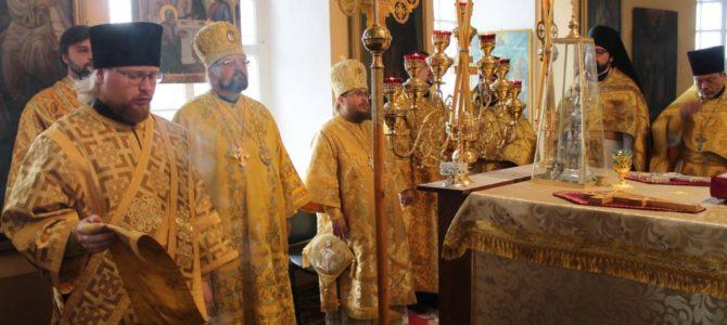 Память святителя Ионы Московского на Солигаличской земле