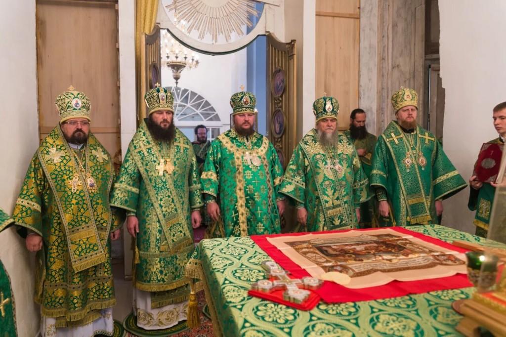 575-летие со дня преставления преподобного Макария Унженского