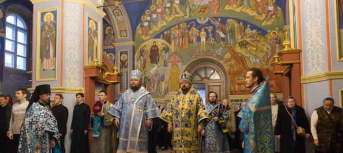 Праздник Казанской Божией Матери в соборе Рождества Пресвятой Богородицы Свято-Троицкого Ипатьевского мужского монастыря