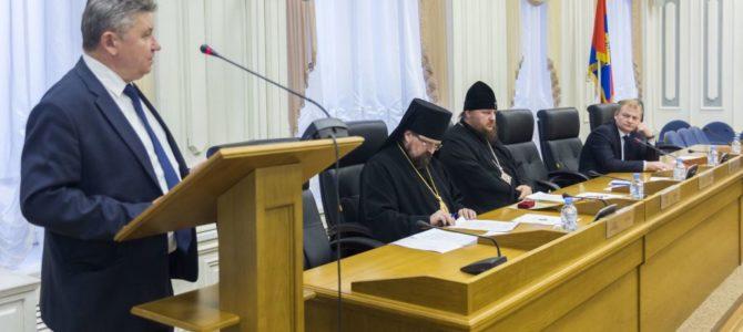 Парламентские чтения: «Великая Победа: наследие и наследники» в Костромской областной Думе