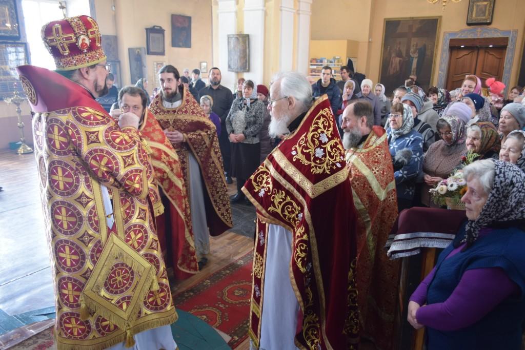 Праздник Новомучеников и Исповедников земли Солигаличской