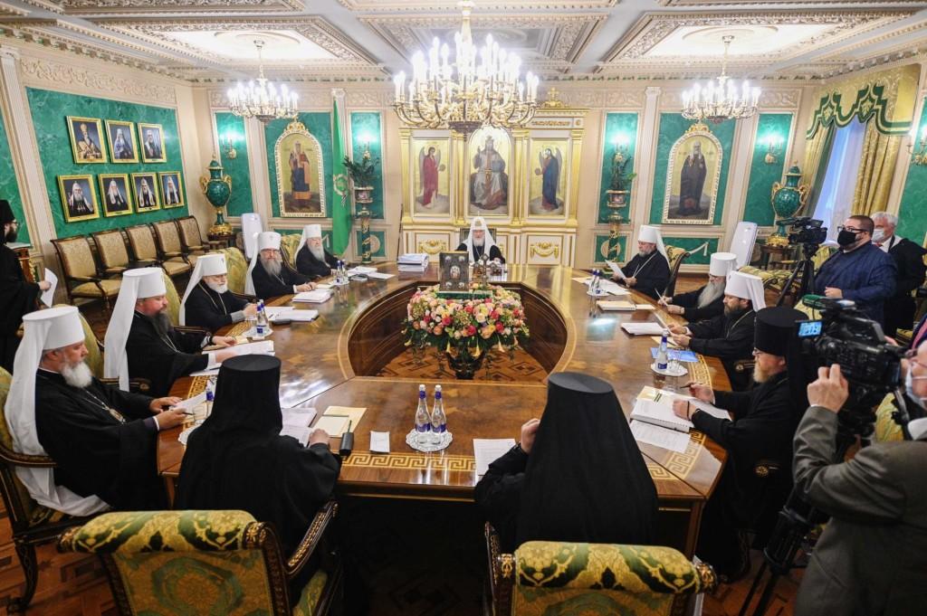 Обращение Священного Синода Русской Православной Церкви