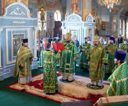 День памяти основателя Богоявленского монастыря г.Кострома