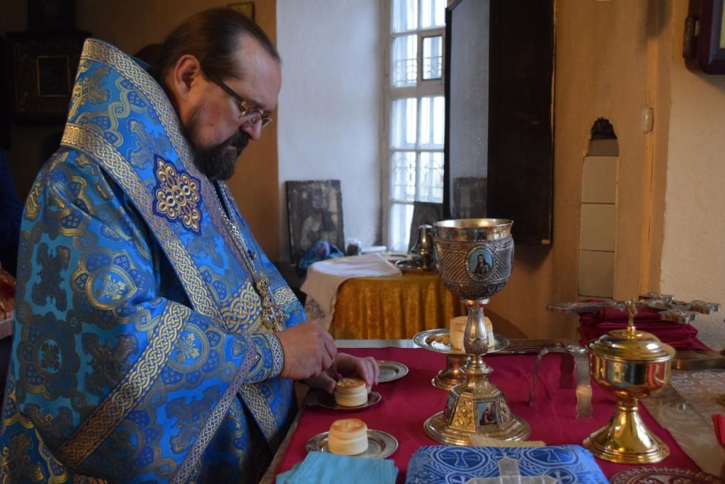 Праздник Казанской иконы Божией Матери в Преображенском соборе г.Солигалич