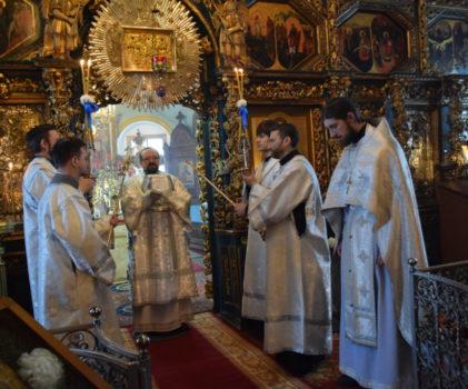 Богоявление Господне. Крещенские торжества в Успенском соборе г.Чухлома