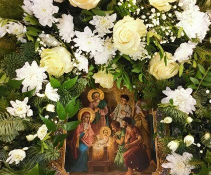 Новостной дайджест: «Праздник Рождества Христова на приходах и монастырях Галичской епархии»