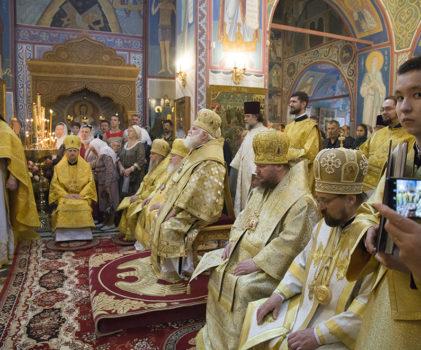 Празднование 800-летия благоверного князя Александра Невского в городе Переславль-Залесский