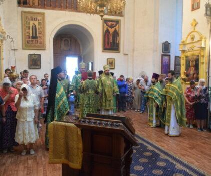 День памяти преподобного Авраамия в стенах Покровского Авраамиево-Городецкого мужского монастыря